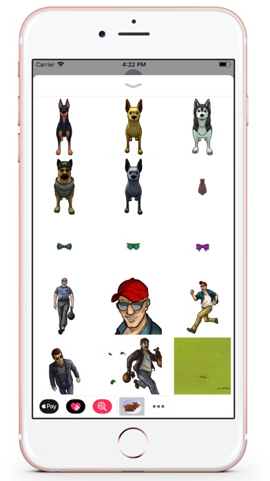 Get 'Em Stickers Screenshot 2