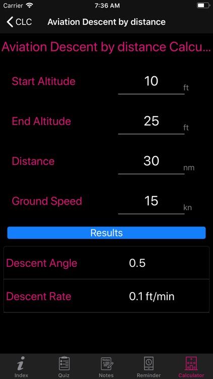Cessna 172 M/N Checklist screenshot-6