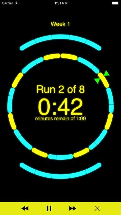 Screenshot for Get Running in Denmark App Store