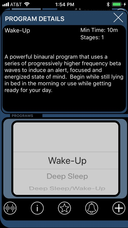 BrainWave Sleep Cycle Tuner ™ screenshot-3