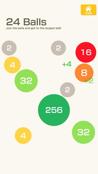 24 Balls screenshot 4