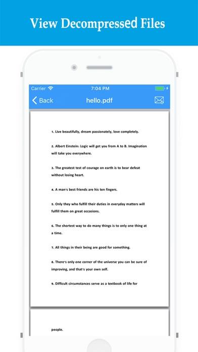 unZip - zip rar 7z file opener App Data & Review - Utilities - Apps