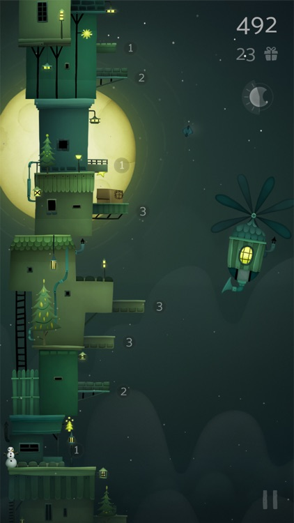 Moonlight Express: Fortnight screenshot-0