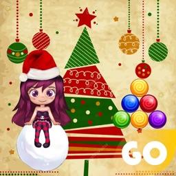 Merry Christmas Bubble Shooter