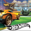 Mattel, Inc. - Rocket League® Hot Wheels® RC artwork