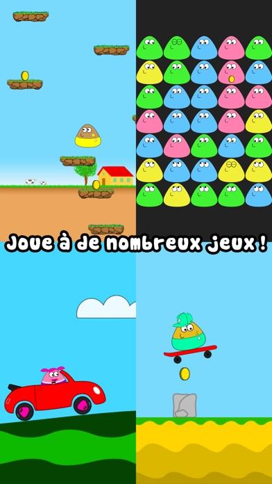 Screenshot for Pou in Lebanon App Store