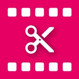 Video Editor - trim & crop