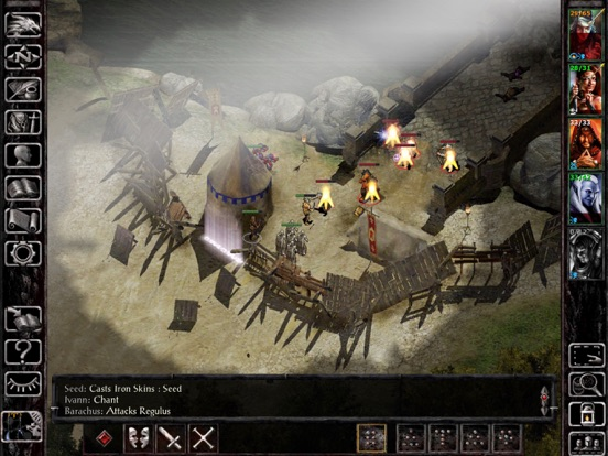 Siege of Dragonspear Screenshots