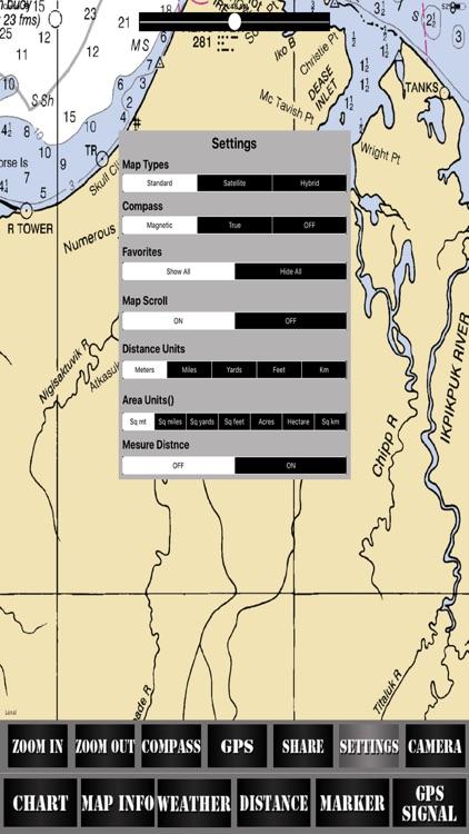 New Jersey USA Nautical Charts screenshot-3