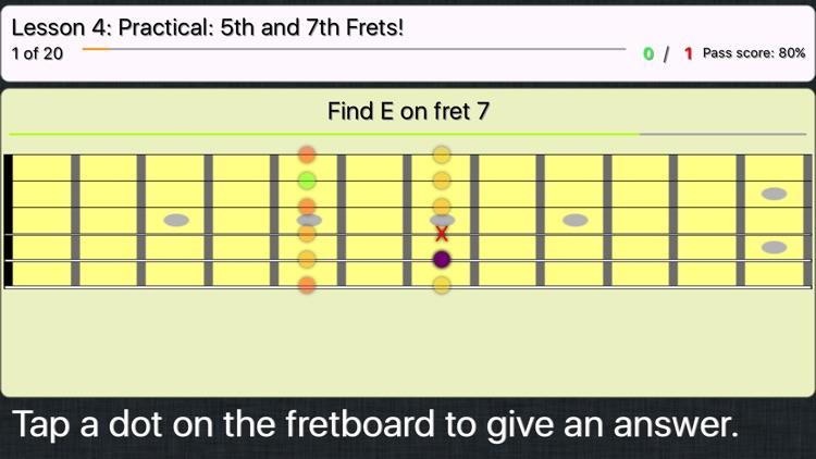 FretWiz: Fretboard Trainer screenshot-3