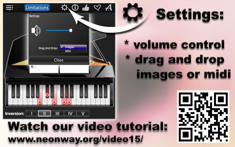 Piano Chords Compass Lite on PC: Download free for Windows 7, 8, 10