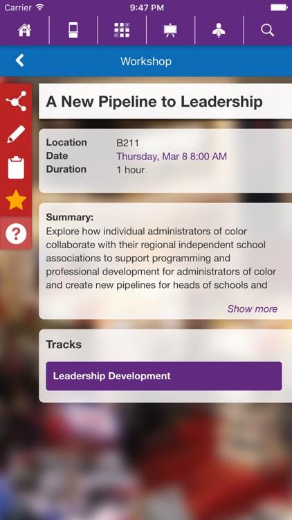 NAIS Events screenshot-3