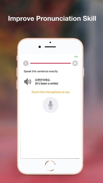 Learn Korean for Beginners screenshot-4