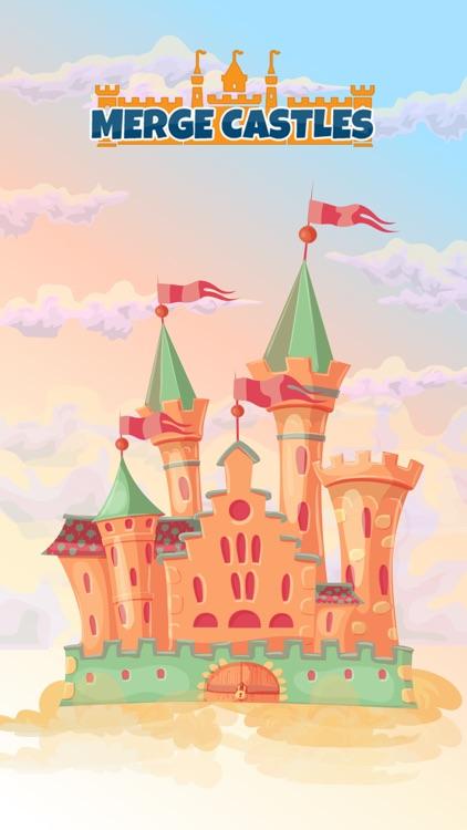 Clash of Castles - Idle Merger screenshot-3