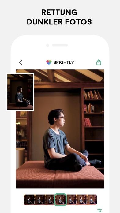 Brightly - Rette dunkle FotosScreenshot von 3