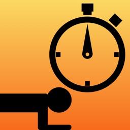 Plank Stopwatch Timer