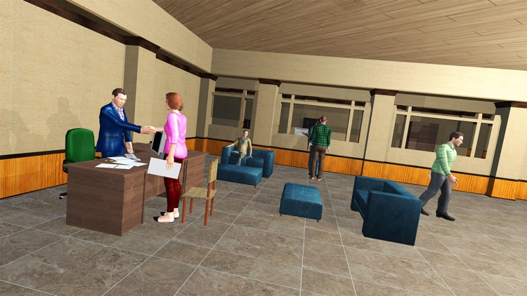 City Bank Cashier Simulator screenshot-3
