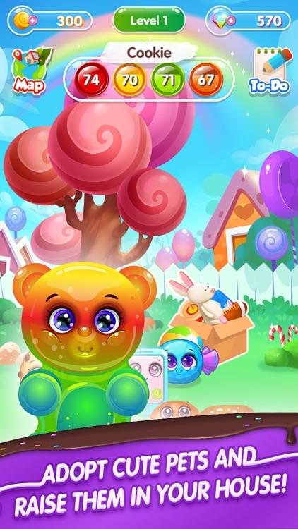 Cookie Swirl World screenshot-4