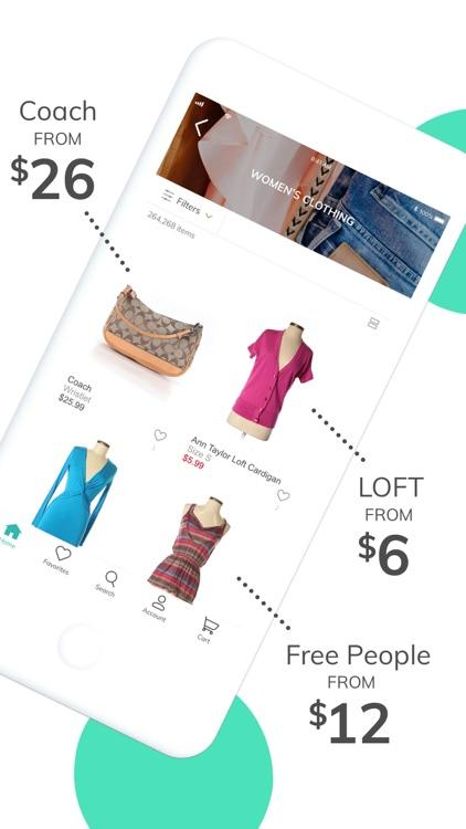 thredUP | Buy & Sell Clothing screenshot-3