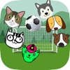 Soccer Battle - Cats vs Dogs