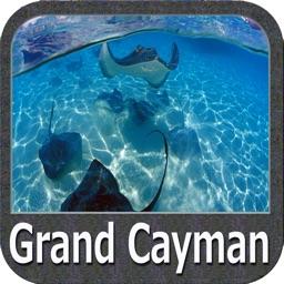 Gran Cayman - GPS Map Navigator