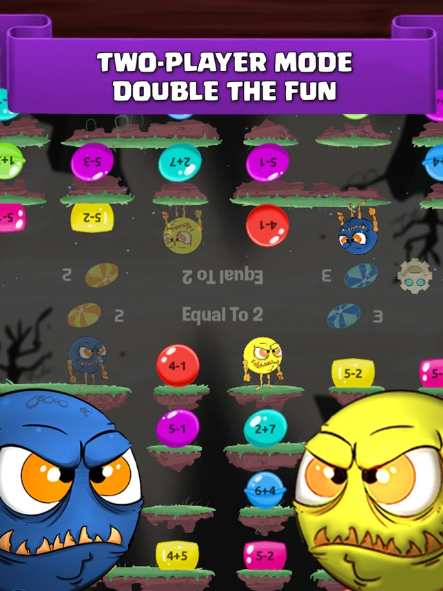 Monster Math : Kids Fun Games on the App Store