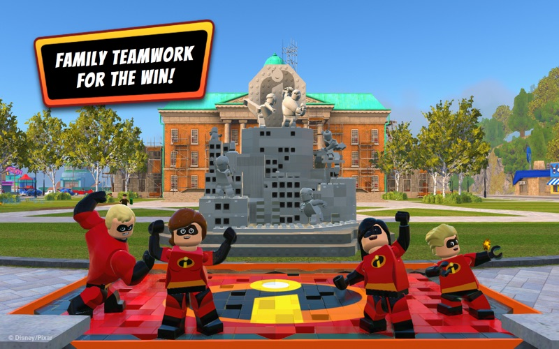 LEGO® The Incredibles screenshot 1