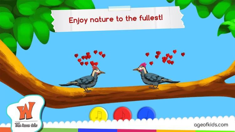 Animals Forest Wonderwood screenshot-7
