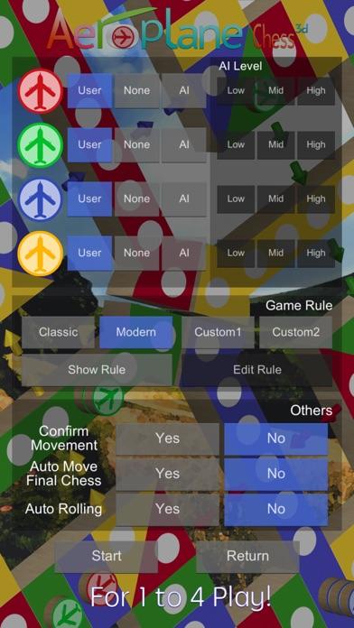 Aeroplane Chess 3D - LudoBoard screenshot 4
