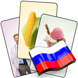 Russian Flashcard for Learning