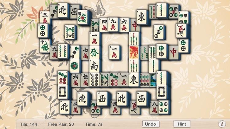 Mahjong Unlimited HD screenshot-3