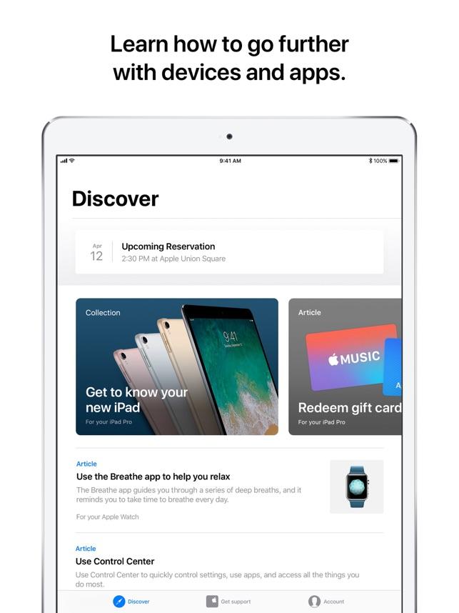 apple support on the app store. Black Bedroom Furniture Sets. Home Design Ideas