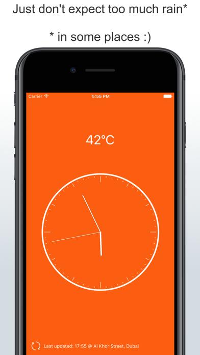 Lucid Weather Clockのおすすめ画像5