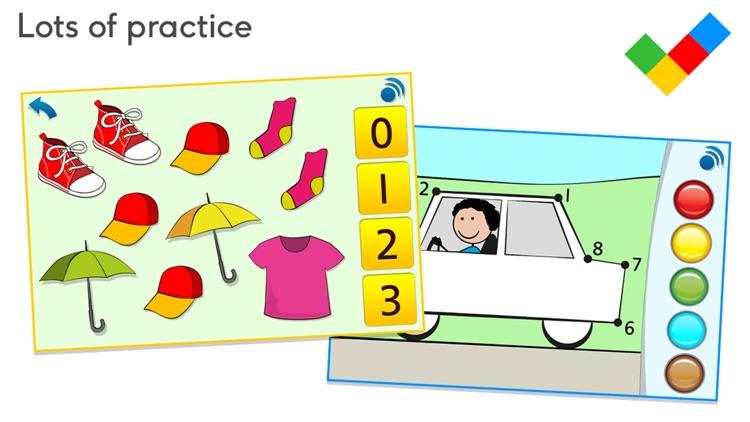 Math, age 3-5