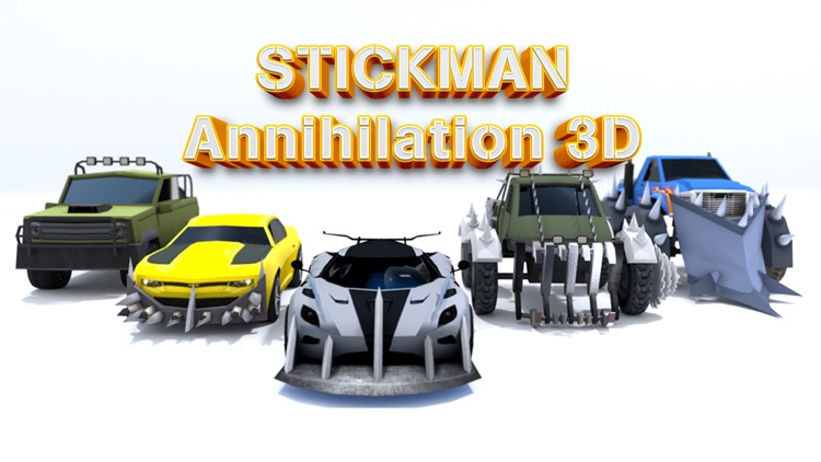 Stickman Annihilation 3D