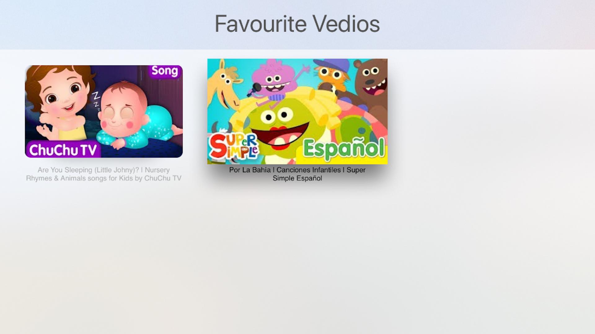 Kids Tube -Learn and Play screenshot 6