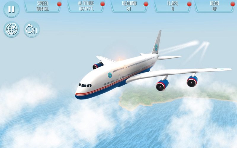 Take Off The Flight Simulator Screenshot - 5