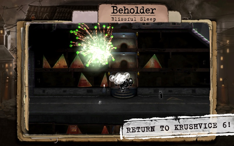 Beholder. Blissful Sleep screenshot 4