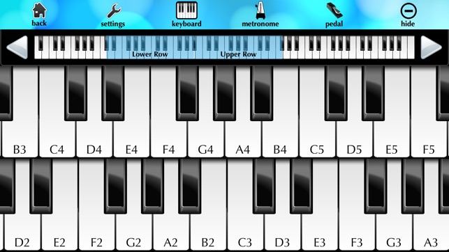 Piano With Songs On The App Store