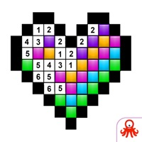 Codes for Number Coloring Pixel Art Page Hack