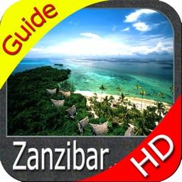 Zanzibar HD GPS Map Navigator