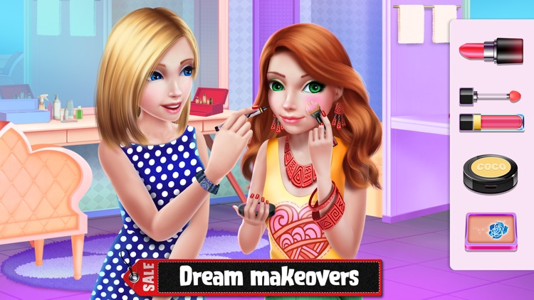 Shopping Mall Girl screenshot-4