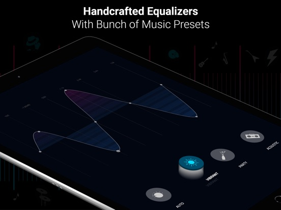 Boom: Music Player & Equalizer Screenshots