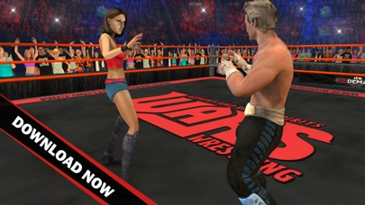 World Wrestling Fighting 2018 screenshot two
