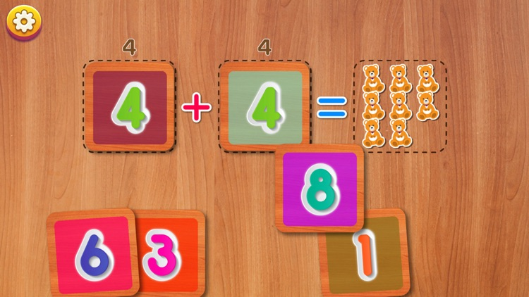 Math Kids Count, Add, Subtract screenshot-6