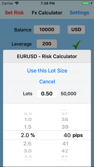 Forex Trade Calculator 4