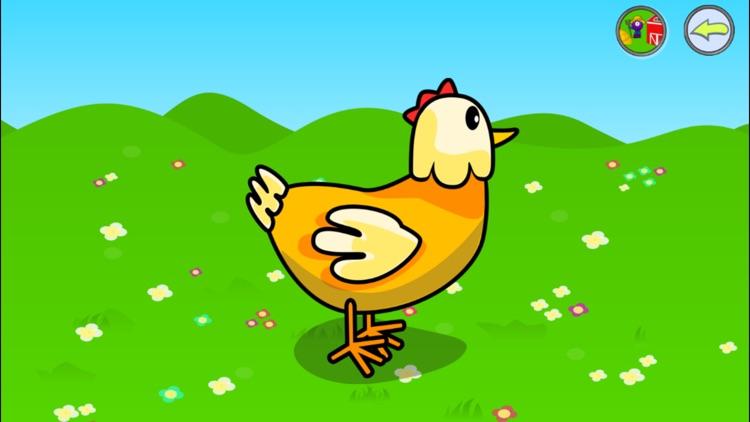 Farm for kids - Animal Sounds screenshot-3