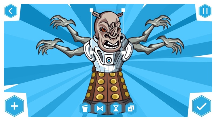 Doctor Who: Comic Creator screenshot-3
