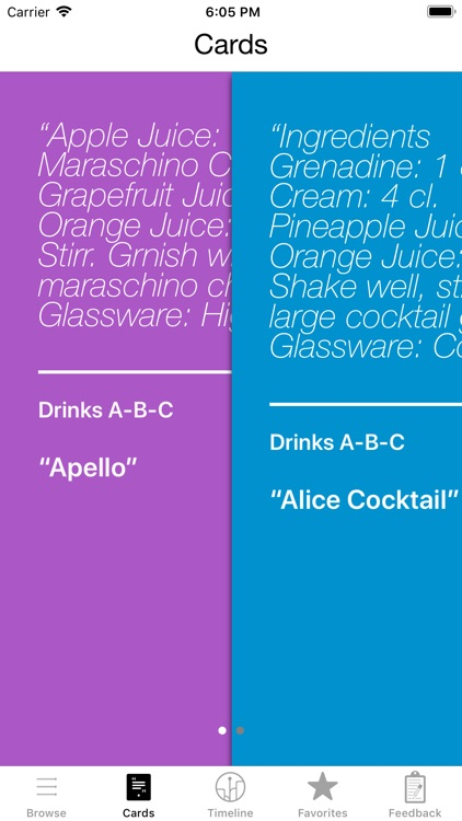 Non - Alcoholic Drink Guide