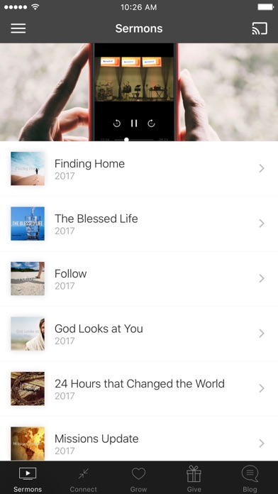 New Journey Community Church screenshot 1